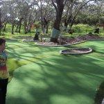 Great Mini golf course