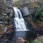 Nearby Bushkill Falls--just 1 of 8 falls in Bushman's