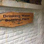 In-house Drinking Water bottling plant...