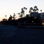 """The Inn at Laguna"" taken early evening from the main beach."