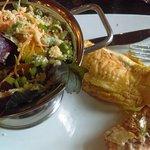 tasteless salad