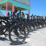 Fleet of New easy to operate Electric Bicycles!
