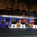 Barcelo at night