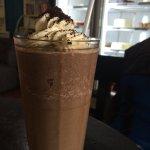 choco-java shake with oreo