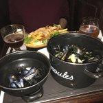 Foto de Le Bruxelles Cafe