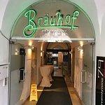 Brauhof Foto