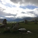Castlerigg Stone Circle - just a stone's throw from the B&B.