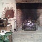 Le coin cheminée