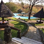 Foto de Tarangire Sopa Lodge