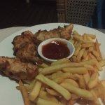 Les Dauphins Heureux Cafe Restaurant