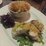 Les Dauphins Heureux Cafe Restaurant Foto
