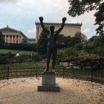 Foto de Rocky Statue