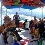 happy divers playa del carmen, Let's go scuba october 2017