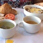 Ejemplo desayuno buffet