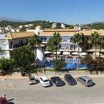 Photo de Almyrida Beach Hotel