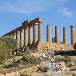 Photo de Valley of the Temples (Valle dei Templi)