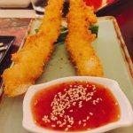 Black tiger tempura