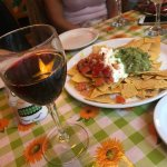 Wine - El Velero ❤️ is really good!  the food was excellent 😊