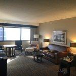Floor 9 - Corner suite - City view