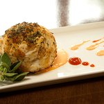 Chef's specialty - The Frogtown Crab Cake