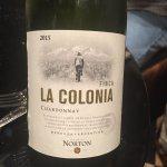 The wine we had - Very good