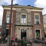 Het HOF de oude rechtbank nu restaurant