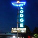 Foto de Thunderbird Lodge