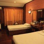 Bagan Hotel River View Foto