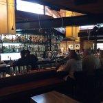 Massive indoor bar