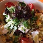 Chicken Macho Salad