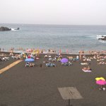 playa de la arena  à  20 mn à pied