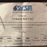 San Gregorio Hotel and Spa resmi