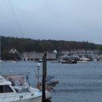 Harbor view.