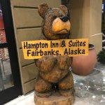 Foto de Hampton Inn & Suites Fairbanks
