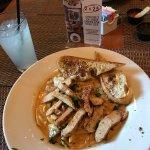 Chicken Chipotle Pasta!