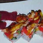 Heerlijke sushi gehad vanavond 😍🍣🍤.