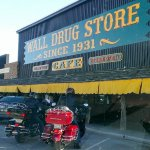 der Weltberühmte Wall Drugstore