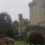Approach to Blarney Castle