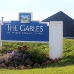 Entrance to the Gables of PEI.
