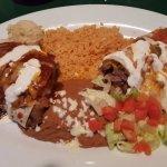 Macho Grande Burrito