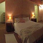 Bedroom of Mangatoia