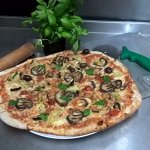 stone baked pizza with the finest ingredients at LA TRADIZIONE