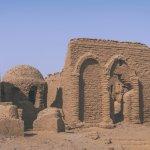 Bagawat tombs