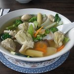 War Won Ton Soup