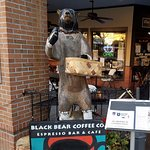 Black Bear has a unique bear among a crowd of standardized bears (you'll see)