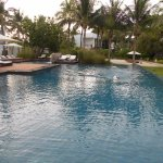 Great pool for swimming lengths