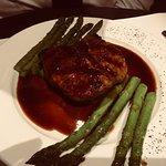 The Steak oh so good