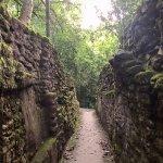 Cahal Pech corridors