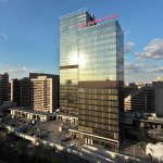 Crowne Plaza Moscow World Trade Centre Foto