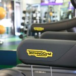 Full TechnoGym equipped Fitness Room